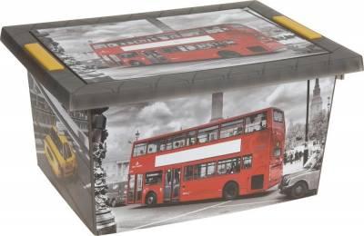 Коробка для хранения 45 л на колесах Koopman